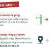 Homepoint Installation